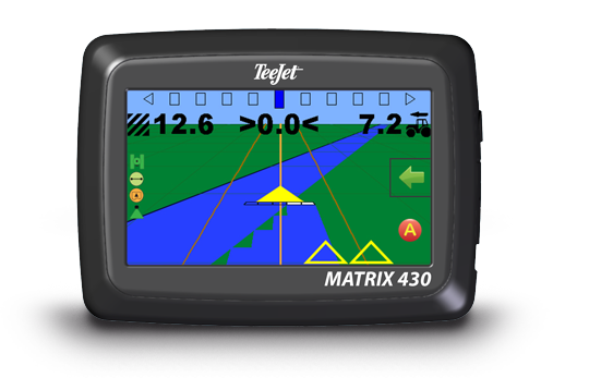 Matrix® 430 GPS Guidance System